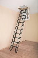 Чердачная лестница FAKRO LST металлическая термоизоляционная