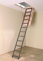 Чердачная металлическая лестница FAKRO LMS