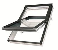 Плаcтиковые мансардные окна FAKRO PTP U3 и PTP-V U3