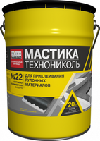 """Мастика приклеивающая №22 """"Вишера"""" (ведро 20 кг)"""