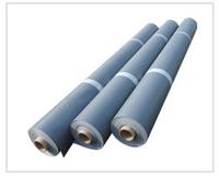 ПВХ Ecoplast V-RP 1.2 мм мембрана серая (Т) 2.05х25 м